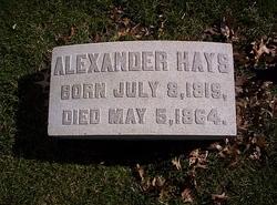 Alexander Hays