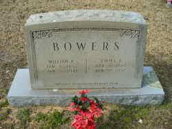Emma E. <i>Thompson</i> Bowers