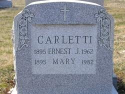 Mary <i>Mirra</i> Carletti