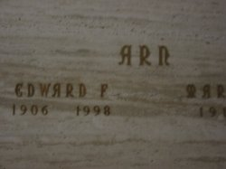 Edward Ferdinand Arn