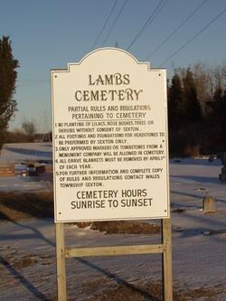 Lambs Cemetery