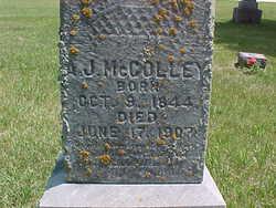 A. J. McColley