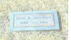 Hazel Ruth Alexander