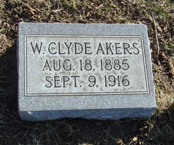 William Clyde Akers