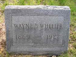 Wayne Bidwell Wheeler