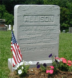Margaret Ellen <i>Jackson</i> Allison