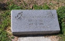Nelson Alexander, Jr