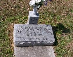 Rodney Latroy Alexander