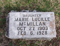 Marie Lucille McMillan