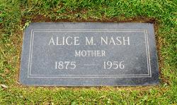 Alice May <i>Robinson</i> Nash