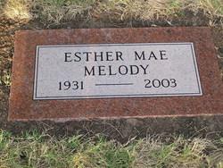 Esther Mae <i>Humbert</i> Melody