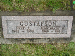 Frederick Augustus Gustafson