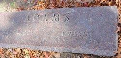 Dwight Adams