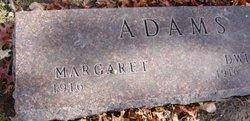 Margaret <i>Thurlow</i> Adams