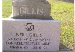Neill Edsel Gillis, Jr