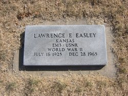 Lawrence Edward Easley