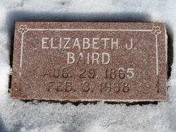 Elizabeth Jessie <i>Phillips</i> Baird