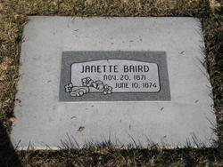 Janette Baird