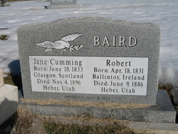 Jane <i>Cumming</i> Baird