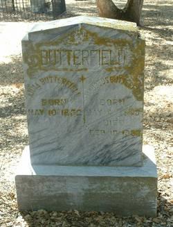 Augustus Butterfield