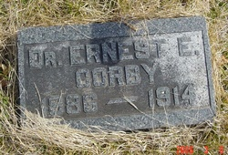 Dr Ernest E. Corby