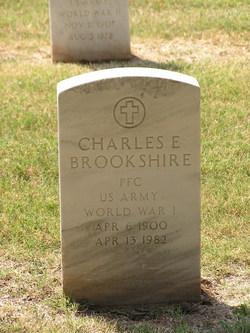 Charles Elmer Brookshire