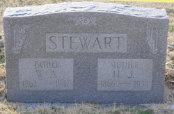 Henrietta Josephine <i>Fry</i> Stewart