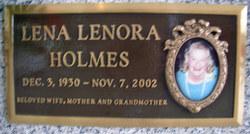 Lena Lenora Holmes