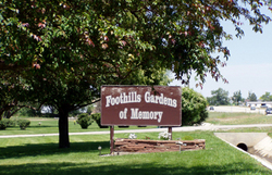 Foothills Gardens of Memory