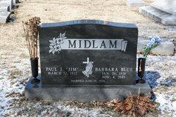 Barbara Jean Midlam