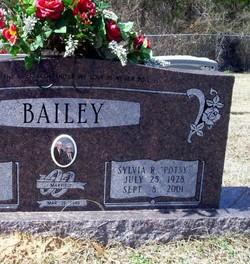 Sylvia R Bailey