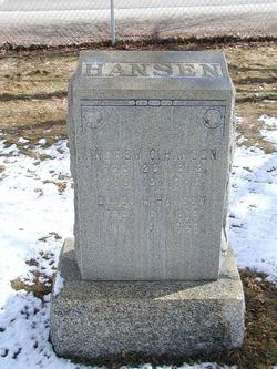 Ellen Jacobsen <i>Housley</i> Hansen