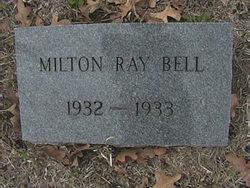 Milton Ray Bell