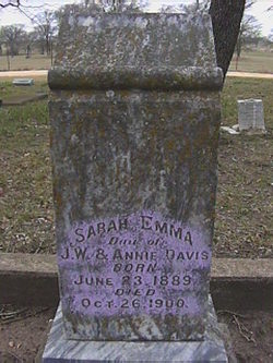 Sarah Emma Davis