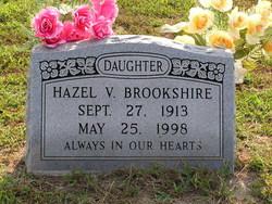 Hazel V. Brookshire