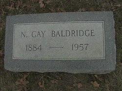 Nina Gay Baldridge