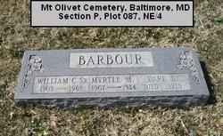 Myrtle Margaret <i>Pitzinger</i> Barbour