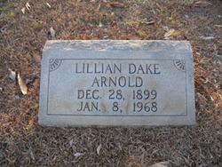 Lillian <i>Dake</i> Arnold