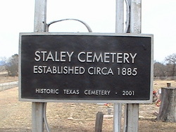Staley Cemetery