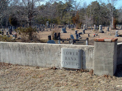 Lower Bank Cemetery