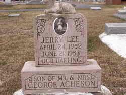 Jerry Lee Acheson