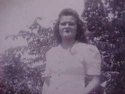 Lucy Mae <i>Sloan</i> Alford
