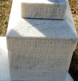 Thomas Jasper Creekmore