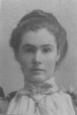 Mary Belle <i>Adamson</i> Alf