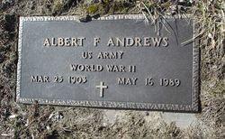 Albert F. Andrews