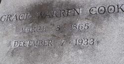 Grace <i>Warren</i> Cook