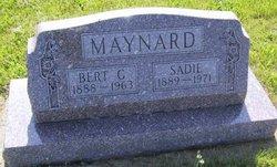Bert Maynard