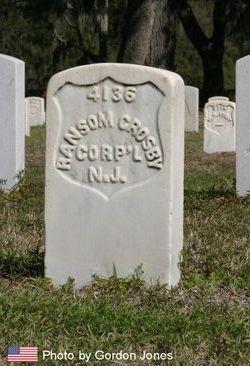 Corp Ransom Crosby