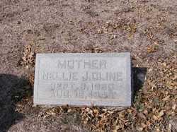 Ella Susan <i>Jamison</i> Cline