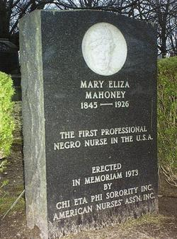Mary Eliza Mahoney: America's  First Black Woman to Complete Nursing Training